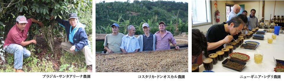 全国送料無料の初回お試しコーヒーセット。自家焙煎コーヒー専門店の金澤屋コーヒー店が自信を持っておすすめするコーヒー豆4銘柄を全国送料無料の特別価格ご用意いたしました。