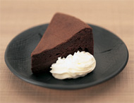 Jikabaisen kakao no Gateau chocolat